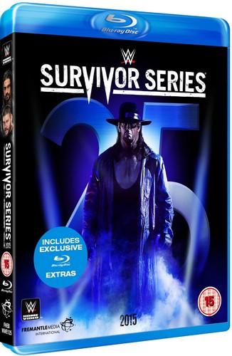 WWE: Survivor Series 2015 [Blu-ray]