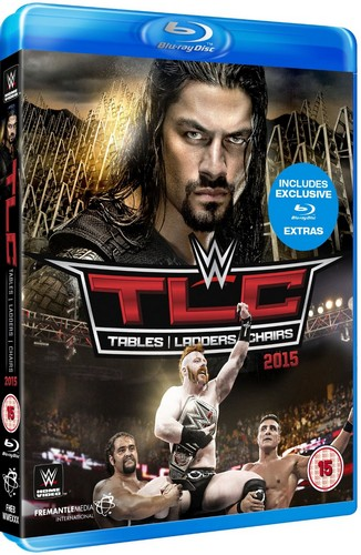 WWE: TLC - Tables  Ladders & Chairs 2015 [Blu-ray]