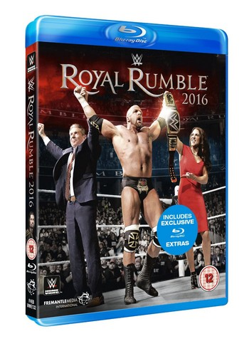 WWE: Royal Rumble 2016 [Blu-ray]