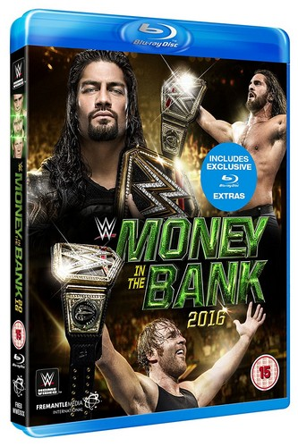 WWE: Money In The Bank 2016 [Blu-ray]