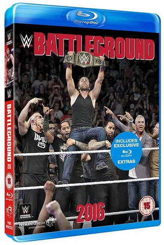 WWE: Battleground 2016 [Blu-ray] (Blu-ray)