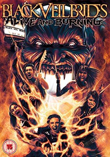 Black Veil Brides Alive And Burning (DVD)