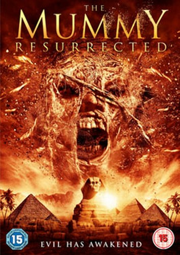 Resurrection Of The Mummy (DVD)