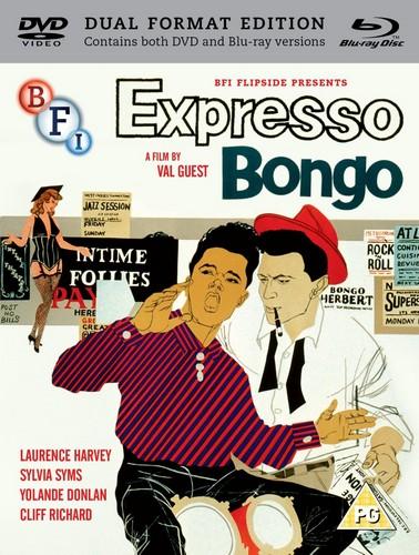 Expresso Bongo (Flipside 031) (DVD + Blu-ray)