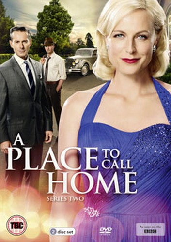 A Place To Call Home - Series 2 (DVD)