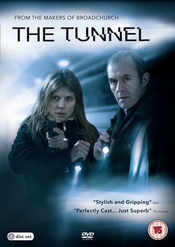 The Tunnel - Series 1 (DVD)