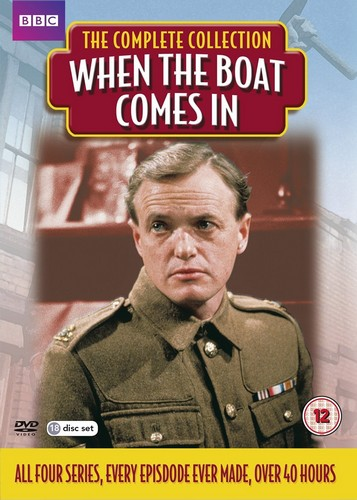 When The Boat Comes In - Series 1-4