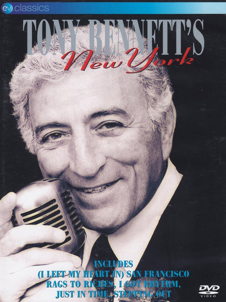 Tony Bennett - Tony Bennett'S New York (DVD)