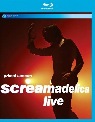 Screamadelica Live [Blu-ray] (Blu-ray)