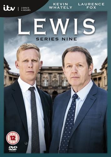 Lewis: Series 9 (DVD)