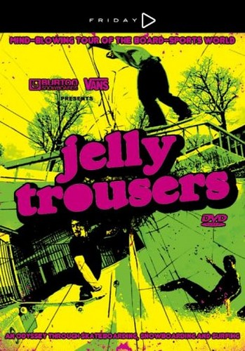 Jelly Trousers (DVD)
