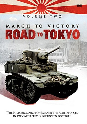 March To Victory: Road To Tokyo (Volume 2) (DVD)