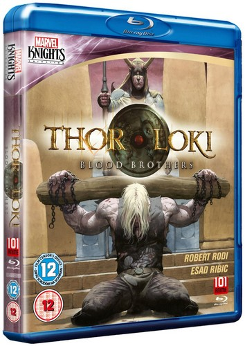 Thor and Loki: Blood Brothers?