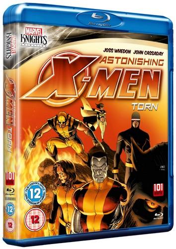 Astonishing X-Men: Torn?
