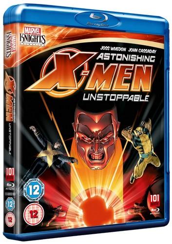 Astonishing X-Men: Unstoppable?