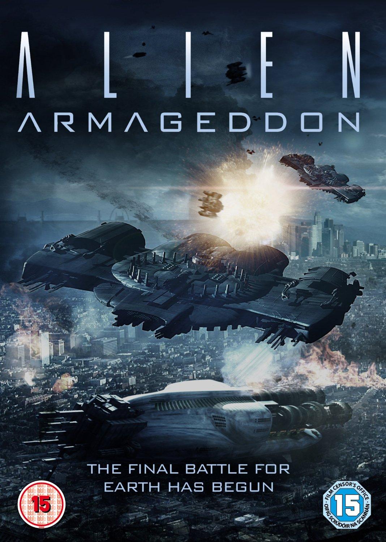 Alien Armageddon (DVD)