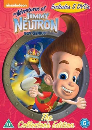 Jimmy Neutron - Box Set