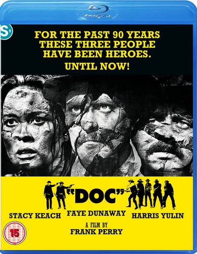 Doc [Blu-ray] (Blu-ray)