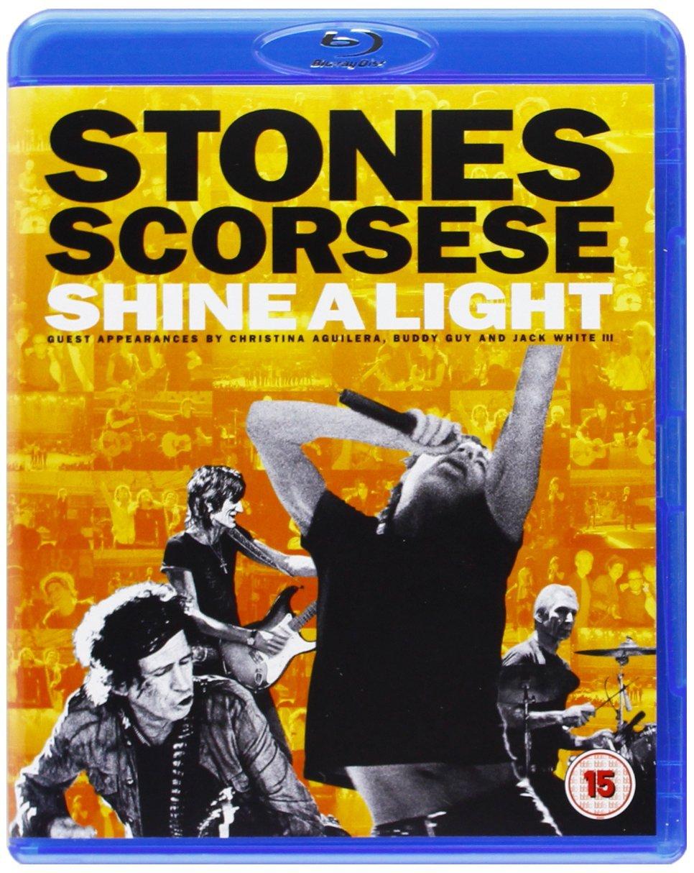 Rolling Stones - Shine A Light (Blu-Ray)