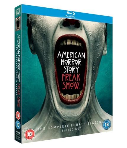 American Horror Story - Freak Show [Blu-ray]