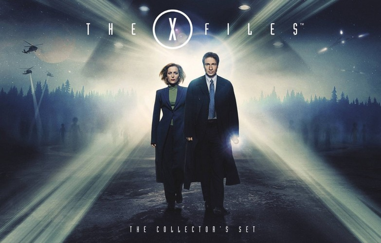 X-Files: Complete Boxset (Blu-ray)