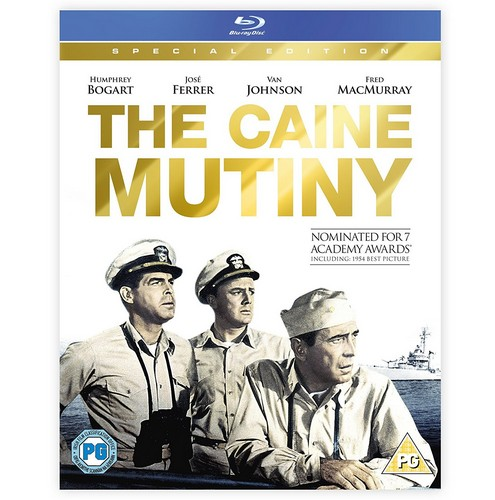 The Caine Mutiny (1954) (Blu-Ray)