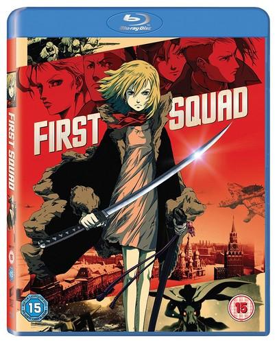 First Squad (BLU-RAY)