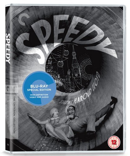 Speedy (Criterion Collection) (Blu-ray)