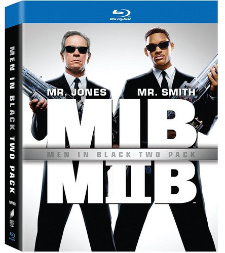 Men In Black / Men In Black 2 (Blu-Ray)