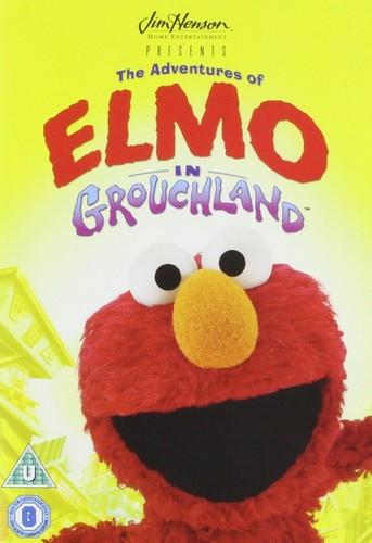 Adventures Of Elmo In Grouchland (DVD)