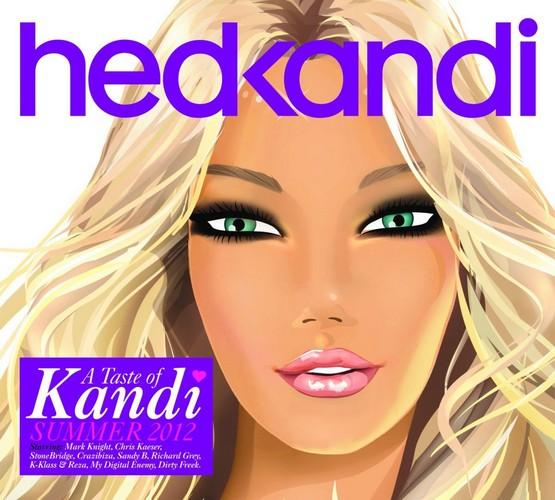 Various Artists - Hed Kandi (Taste of Kandi Summer 2012) (Music CD)