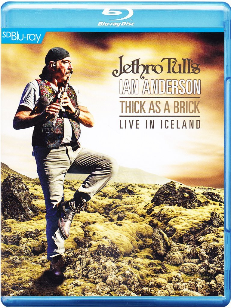 Thick As A Brick - Live In Iceland [Blu-ray] [2014] (Blu-ray)
