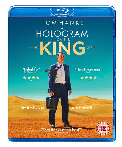 A Hologram For The King [Blu-ray]