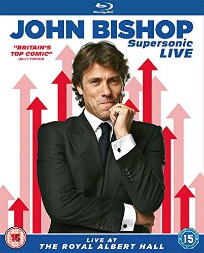 John Bishop Supersonic Live at the Royal Albert Hall [Blu-ray]
