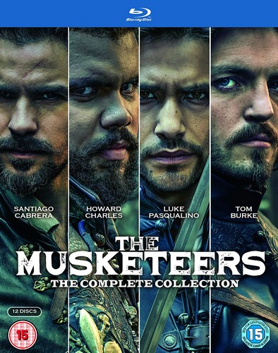 Musketeers - The Complete Collection (Blu-ray)