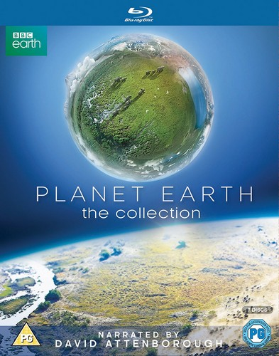 Planet Earth: The Collection (Blu-ray)