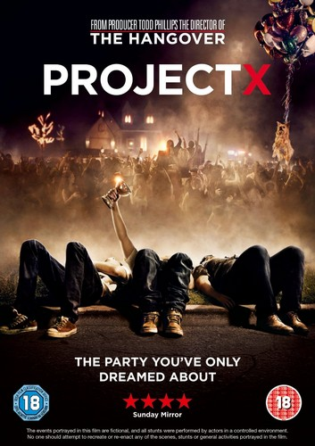 Project X (DVD)