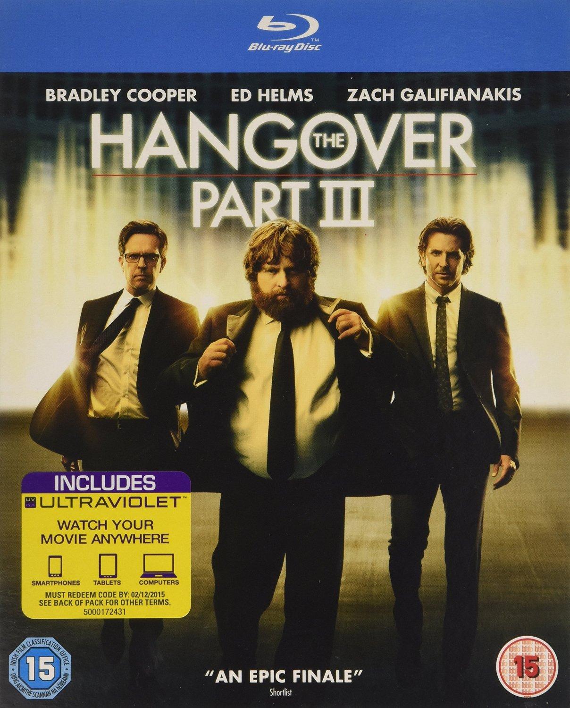 The Hangover Part III (Blu-Ray)