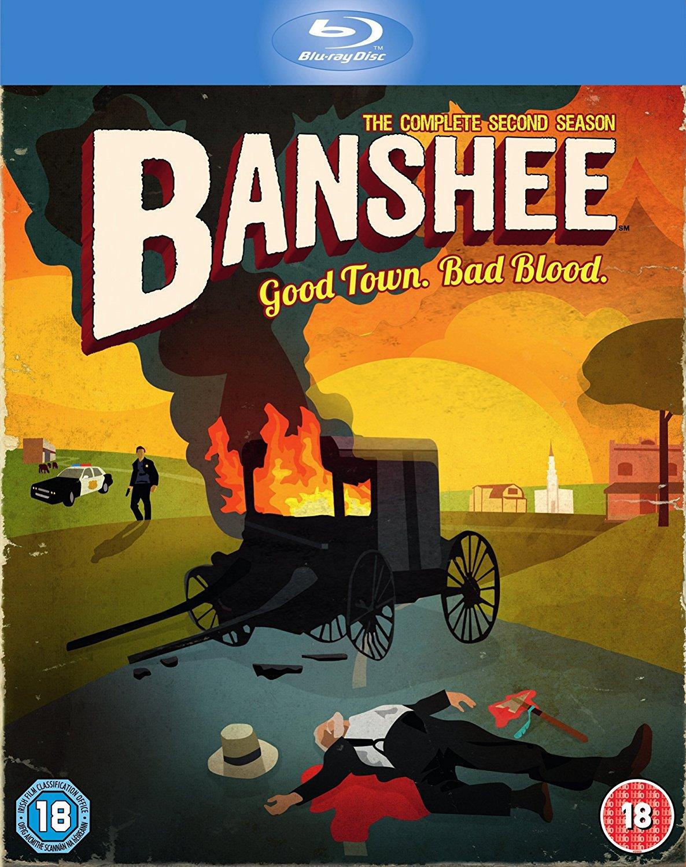 Banshee - Season 2 (Region Free) (Blu-ray)