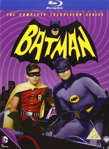 Batman - Original Series 1-3 (Region Free) (Blu-ray)