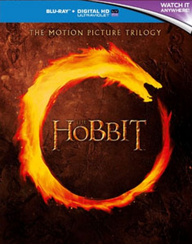 The Hobbit Trilogy (Region Free) (Blu-ray)