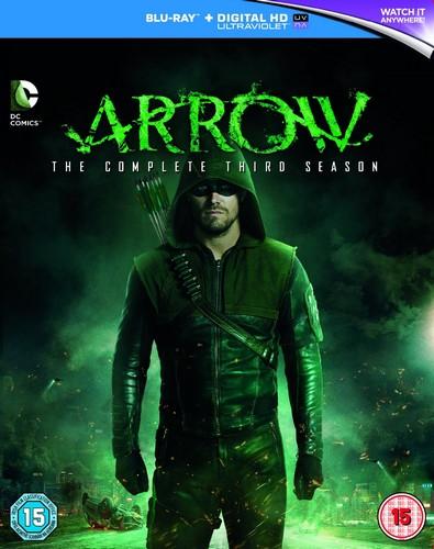 Arrow - Season 3 (Blu-ray)