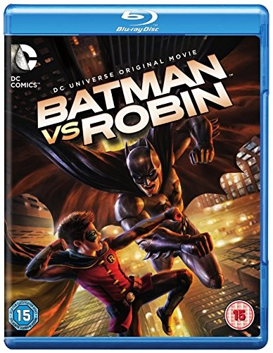 Batman Vs Robin [Blu-ray] (Blu-ray)