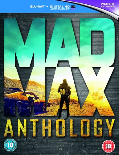 Mad Max Anthology [Blu-ray] [2015] (Blu-ray)