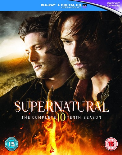 Supernatural - Season 10 [Blu-ray]