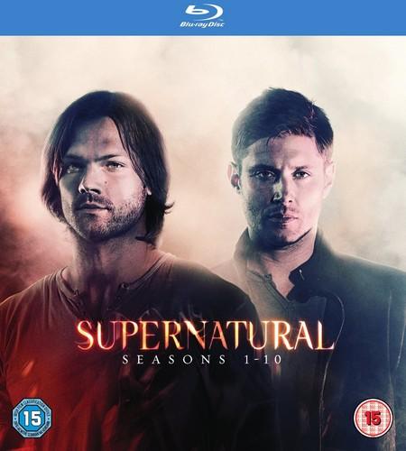 Supernatural - Season 1-10 [Blu-ray]