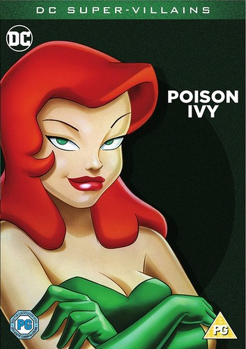 Heroes And Villains: Poison Ivy