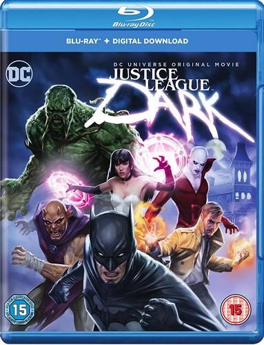 Justice League Dark [Blu-ray] [2016] (Blu-ray)