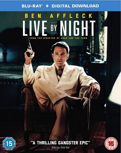 Live By Night  [2017] (Blu-ray)