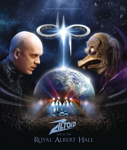Devin Townsend Project: Ziltoid Live At The Royal [Blu-ray] (Blu-ray)